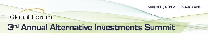 3rd Annual Alternative Investments Summit