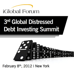 3rd Global Distressed Debt Investing Summit