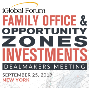 Family Office and Opportunity Zones Investments - Dealmakers Meeting
