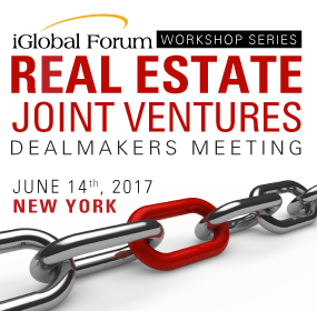 Real Estate Joint Ventures Dealmakers Meeting