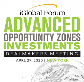 Advanced Opportunity Zones Investments: Dealmakers Meeting