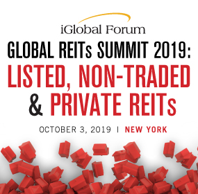 Global REITs Summit 2019: Listed, Non-Traded & Private REITs