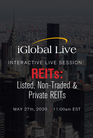 REITs: Listed, Non - Traded & Private REITs