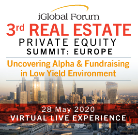 3rd Real Estate Private Equity Summit: Europe - Uncovering Alpha & Fundraising in Low Yield Environment