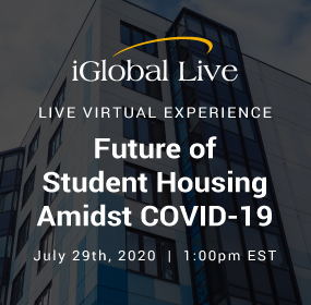 The Future of Student Housing Amidst COVID-19