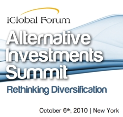 Alternative Investments Summit: Rethinking Diversification