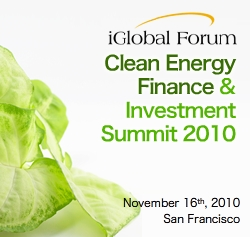 Clean Energy Finance & Investment Summit 2010