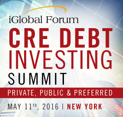 CRE Debt Investing Summit: Private, Public & Preferred