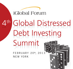 4th Global Distressed Debt Investing Summit