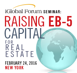 Raising EB-5 Capital for Real Estate