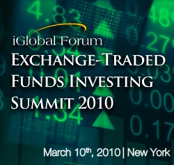 Exchange-Traded Funds Investing Summit 2010