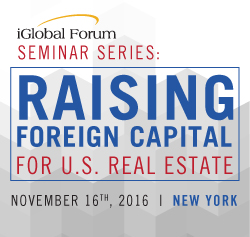 Raising Foreign Capital for U.S. Real Estate