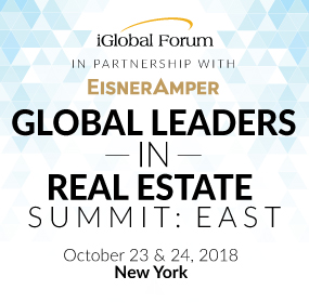 Global Leaders in Real Estate Summit: East