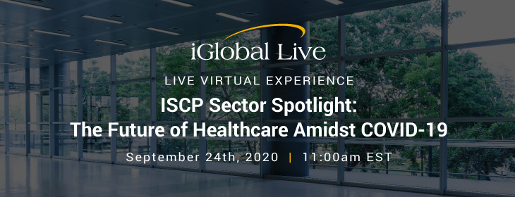 Independent Sponsor & Capital Provider Sector Spotlight: The Future of Healthcare Amidst COVID-19
