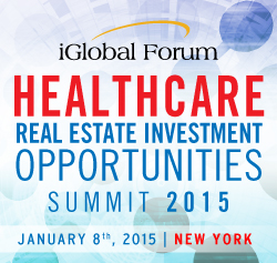 Healthcare Real Estate Investment Opportunities Summit 2015