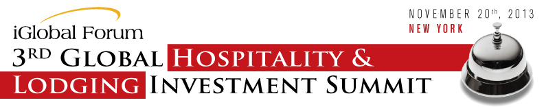 3rd Global Hospitality & Lodging Investment Summit