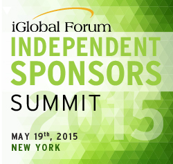 Independent Sponsors Summit 2015