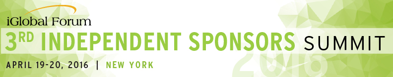 3rd Independent Sponsor Summit