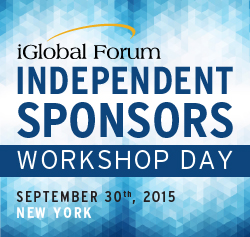 Independent Sponsors Workshop Day