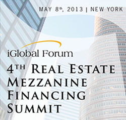 4th Real Estate Mezzanine Financing Summit