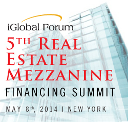 5th Real Estate Mezzanine Financing Summit