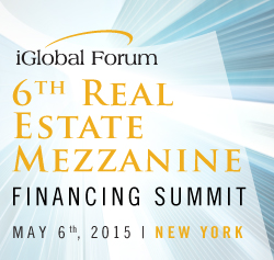 6th Real Estate Mezzanine Financing Summit