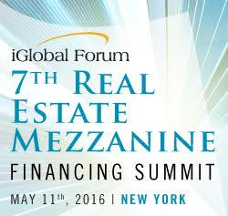 7th Real Estate Mezzanine Financing Summit
