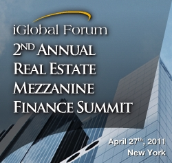 2nd Real Estate Mezzanine Finance Summit