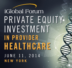 Private Equity Investment in Provider Healthcare 2014
