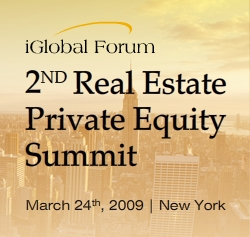 2nd Real Estate Private Equity Summit 2009