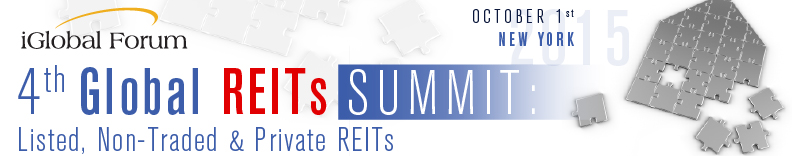 4th Global REITs Summit: Listed, Non-Traded & Private REITs