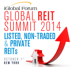 Global REIT Summit 2014: Listed, Non-Traded and Private REITs