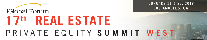 17th Real Estate Private Equity Summit West