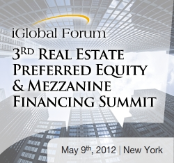 3rd Real Estate Preferred Equity & Mezzanine Financing Summit