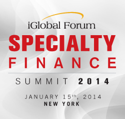 Specialty Finance Summit 2014