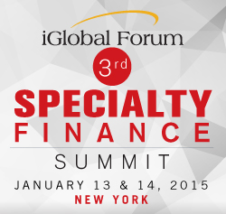 3rd Specialty Finance Summit