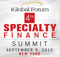 4th Specialty Finance Summit