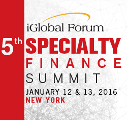 5th Specialty Finance Summit