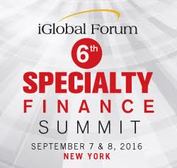 6th Specialty Finance Summit