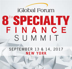 8th Specialty Finance Summit