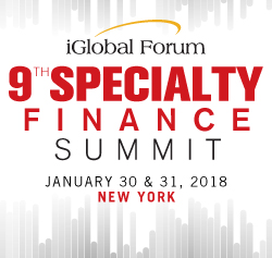 9th Specialty Finance Summit
