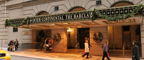 Intercontinental Barclay
